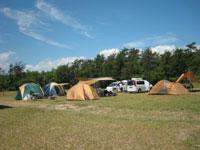 九十九里浜シーサイドオートキャンプ場・写真