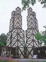国指定史跡 韮山反射炉・写真