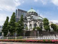 ニコライ堂(日本ハリストス正教会教団東京復活大聖堂教会)