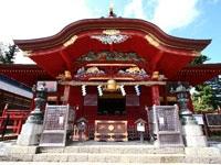 武蔵御嶽神社宝物殿・写真