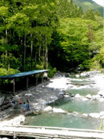 神戸国際マス釣り場・写真