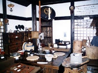 檜原村郷土資料館・写真