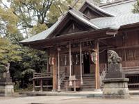 阿伎留神社・写真