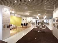 リビングデザインセンターOZONE・写真
