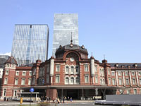 東京駅・写真