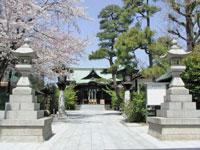 桜神宮・写真