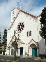 サレジオ教会(カトリック碑文谷教会)・写真