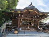 下谷神社・写真