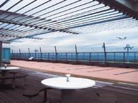 羽田空港第1・第2旅客ターミナル 展望デッキ・写真