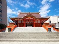 花園神社・写真
