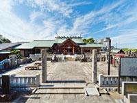 石浜神社・写真
