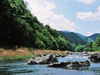 御岳渓谷・写真