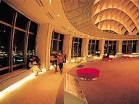 フジテレビ本社ビル球体展望室 「はちたま」・写真