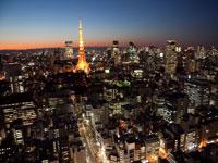 世界貿易センタービル 展望台シーサイドトップ・写真