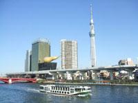 東京都観光汽船・写真