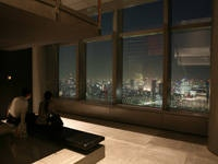 カレッタ汐留 46階展望スペース(SKY VIEW)