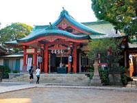 品川神社・写真