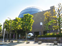 葛飾区郷土と天文の博物館・写真