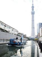 ジール(日本橋〜押上<スカイツリー前>貸切クルーズ)・写真