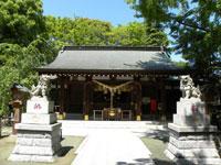 新田神社・写真