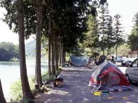 秋山川キャンプ場・写真