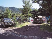 ひだまりの里オートキャンプ場・写真