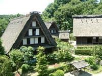 川崎市立日本民家園・写真