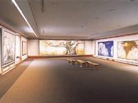 箱根・芦ノ湖 成川美術館・写真