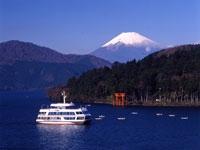 箱根芦ノ湖遊覧船・写真