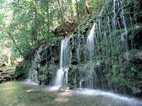 千条の滝・写真