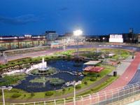 平塚競輪場・写真