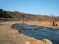 中津川マス釣場・写真