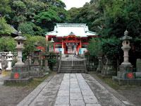 海南神社・写真