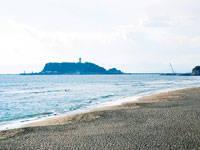 七里ヶ浜海岸・写真