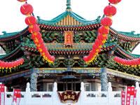 横濱媽祖廟・写真