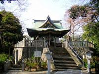 白旗神社・写真