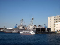 YOKOSUKA軍港めぐり・写真