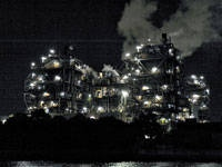 工場夜景とみなとみらいクルーズ・写真