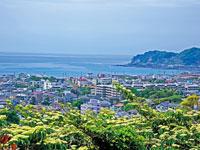 祇園山展望台