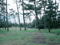 大潟キャンプ場・写真