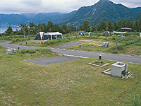 休暇村佐渡オートキャンプ場