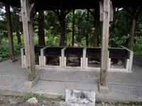 胎内平キャンプ場・写真