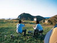 二ツ亀キャンプ場・写真