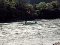 阿賀野川ライン舟下り・写真