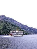 奥只見湖遊覧船・写真