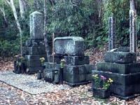 水替無宿の墓・写真