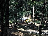 鷹の巣キャンプ場・写真