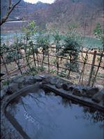 鷹の巣温泉・写真