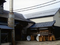 代々菊醸造(見学)