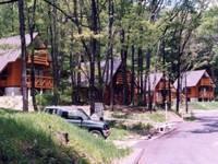 角神湖畔青少年旅行村・写真